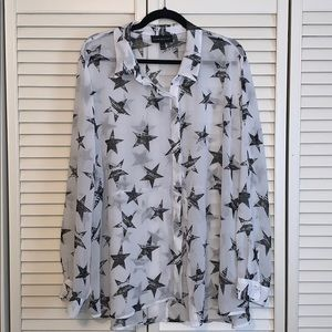 Torrid Star Blouse